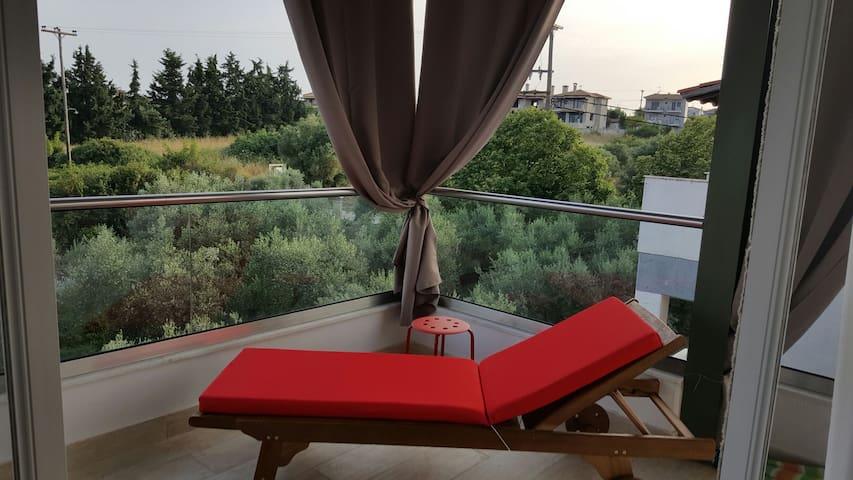 Villa Evita  - Afytos - Afytos - Leilighet