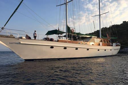 MOTIF luxury yacht of Bodrum - Bodrum