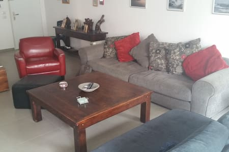 Double Room/s in Comfy new 4 bed apartment - Kefar Sava