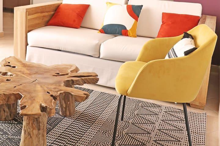 Mellow Yellow - Apartment Martinique Centre ☆