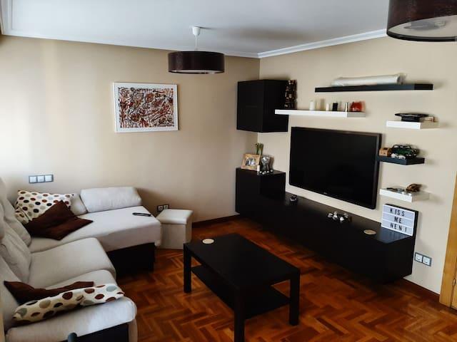 Espectacular piso en Gijón a 200m de la playa
