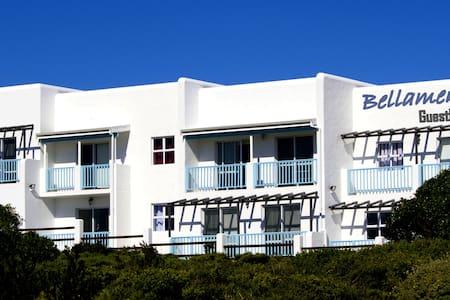 Unit Monaco at Bellamente Sirene Guesthouse - De Kelders