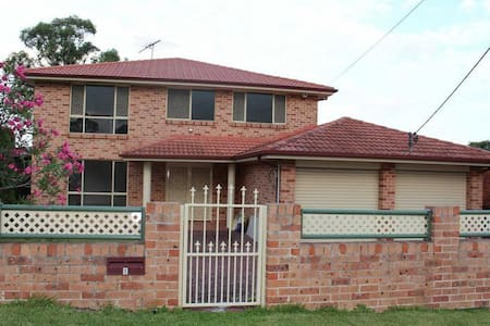 Comfy Affordable Room for two Merrylands, Sydney - Merrylands - Bed & Breakfast