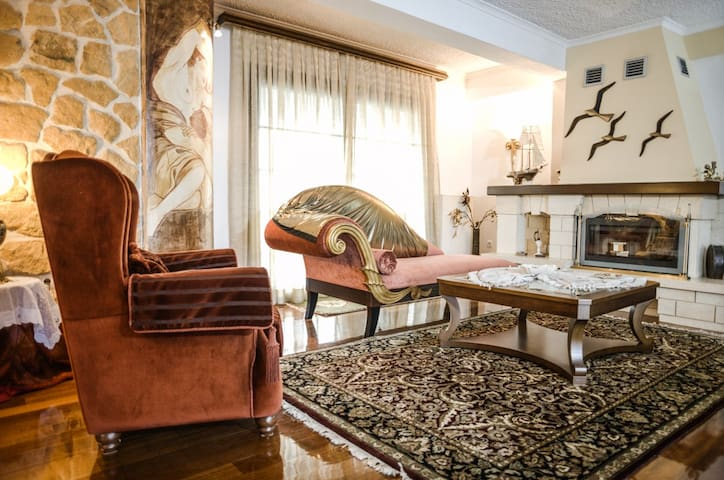 Two Floor Deluxe House in Ioannina