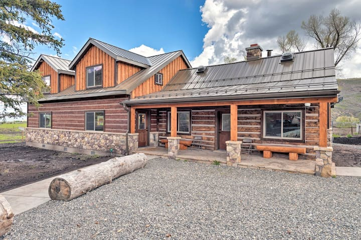 Updated Kamas Cabin ~25 Miles to Park City!