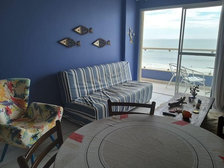 Apartamento Frente para o Mar /Praia do Morro ES