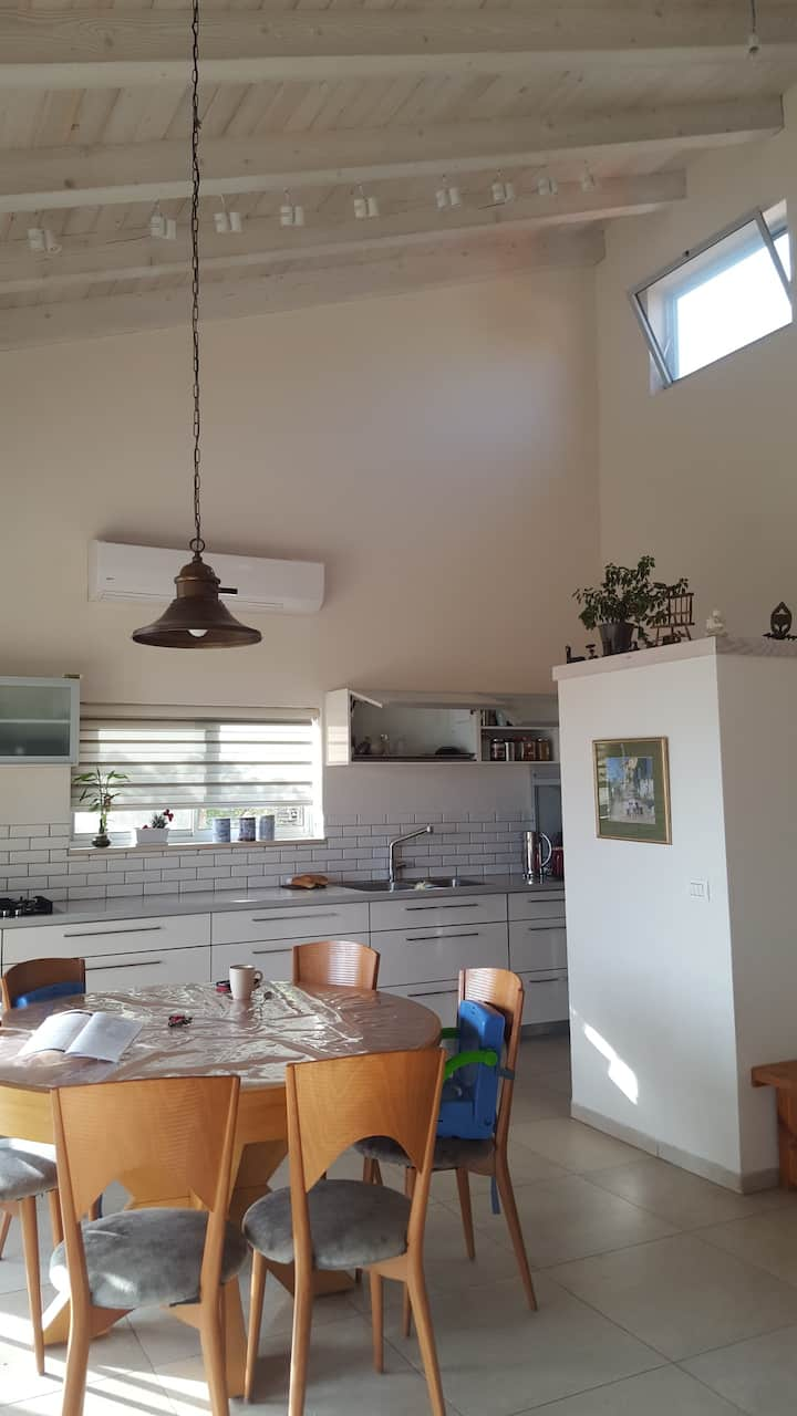 holiday house in Binyamina