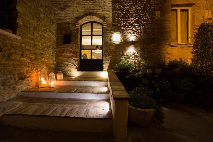 "Residenza Amblingh: Suite ""Palazzo D'Avalos"""