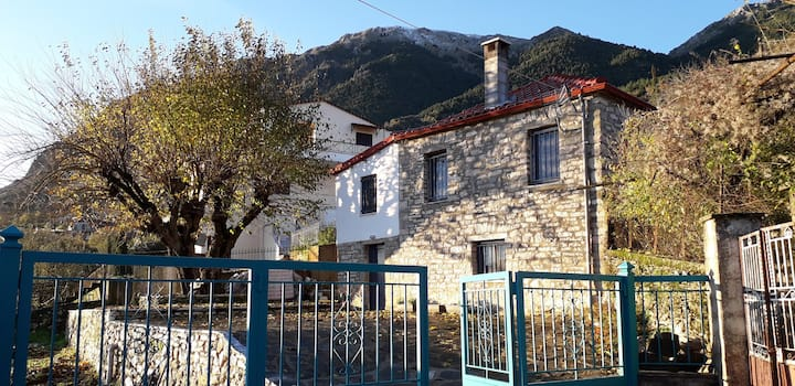 Traditional charming house near Dodoni theater