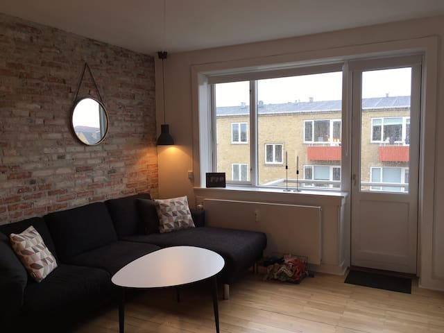 Welcome to my cozy home in Amager, Copenhagen