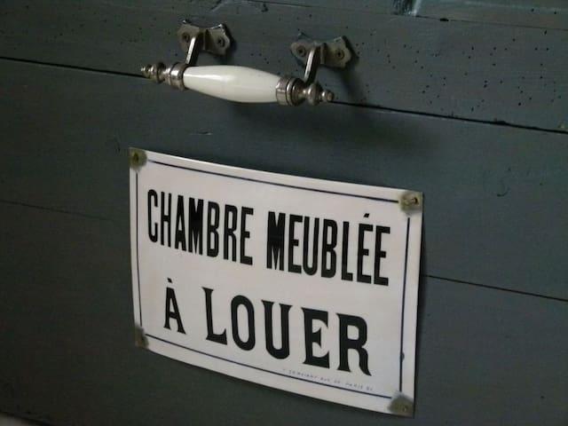 Bonheur-Le charme à la campagne - Moissat - ที่พักพร้อมอาหารเช้า