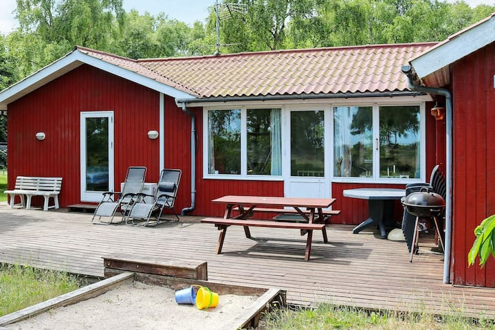 Quaint Holiday Home in Hadsund With Private Whirlpool