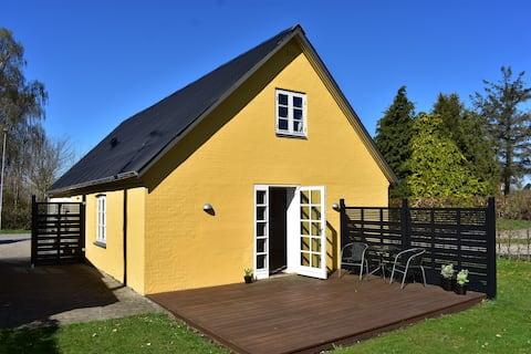 Dejligt byhus i landsbyen Ørsted tæt på Assens