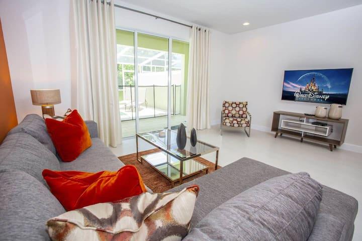 Beautiful 3 bedroom suites at Serenity Resort