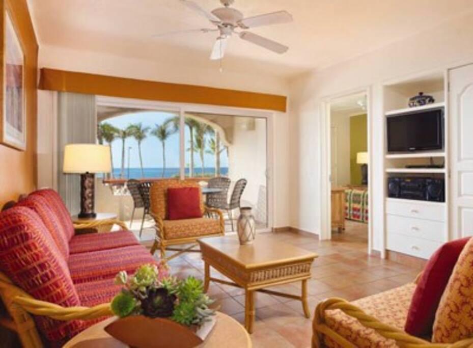 1 Bedroom Suite Sleeps 4 Sj Cabo Ocean View Condominiums For Rent In San Jos Del Cabo Baja