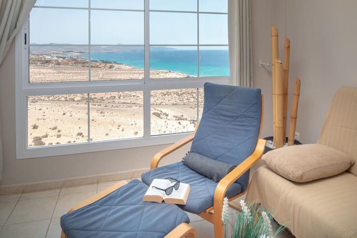 Sea view apartment Sotavento by Lightbooking