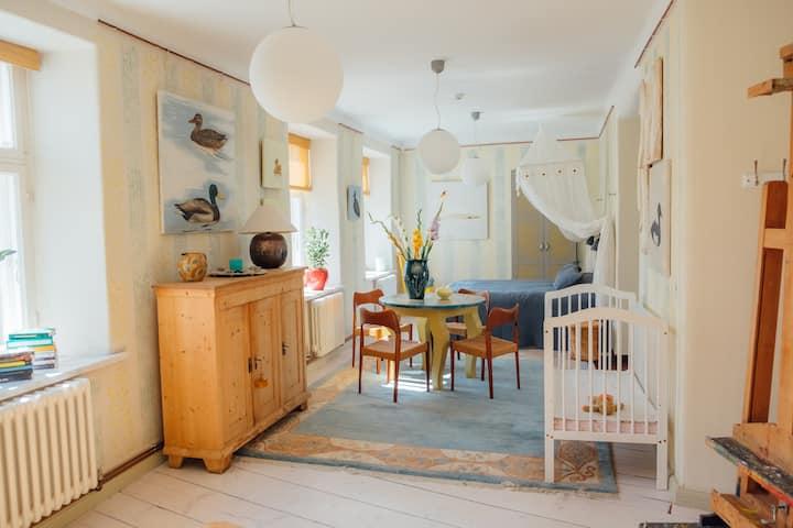 Epp Maria Galerii guest apartment
