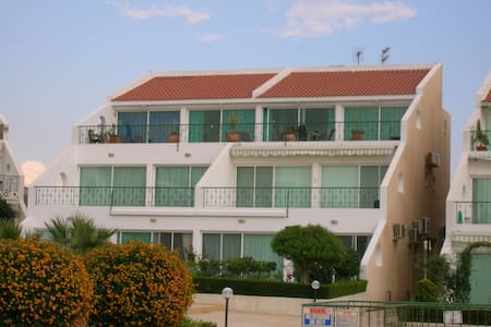 Apartment near the sea, balcony, fantastic view - Pyrgos