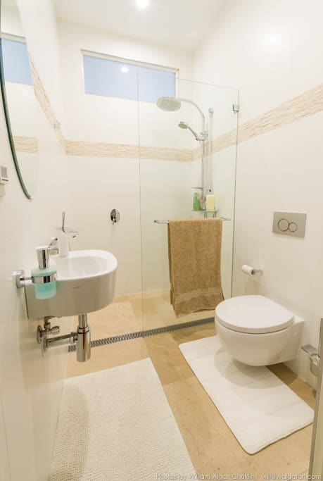 Your renovated ensuite