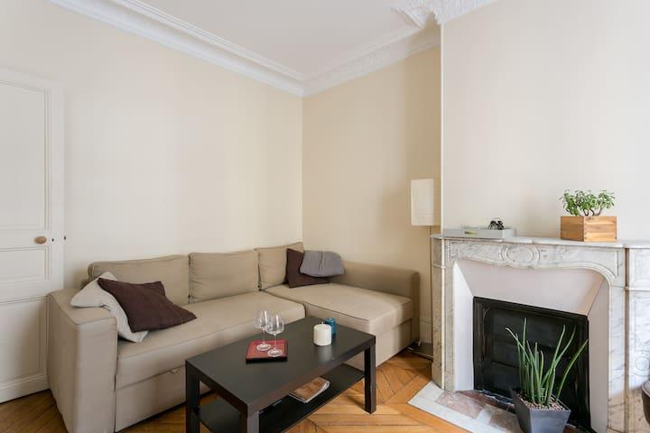 Charmant Appartement 15e - Paris - Apartment