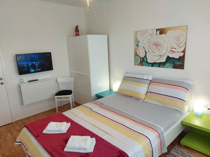 Room Kolar S1 City center Zabok, (A2-3 km)