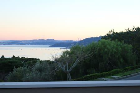 Tiburon Home With Views of SF - Casa