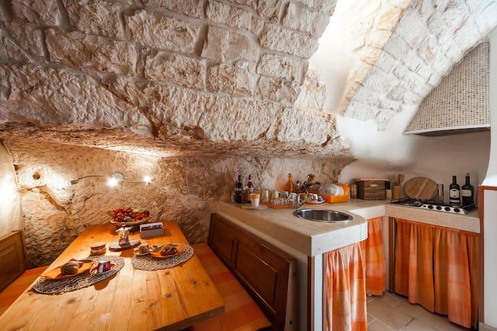 Grotta Del Santo
