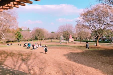 So in to Tokyo, So in to Nature - Setagaya-ku - อพาร์ทเมนท์