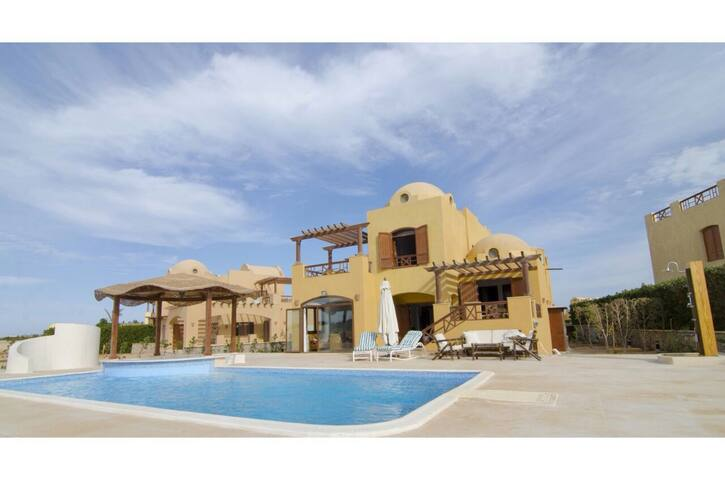 "Fantastic 3 Bedrooms Villa in  El -Gouna ""N"""