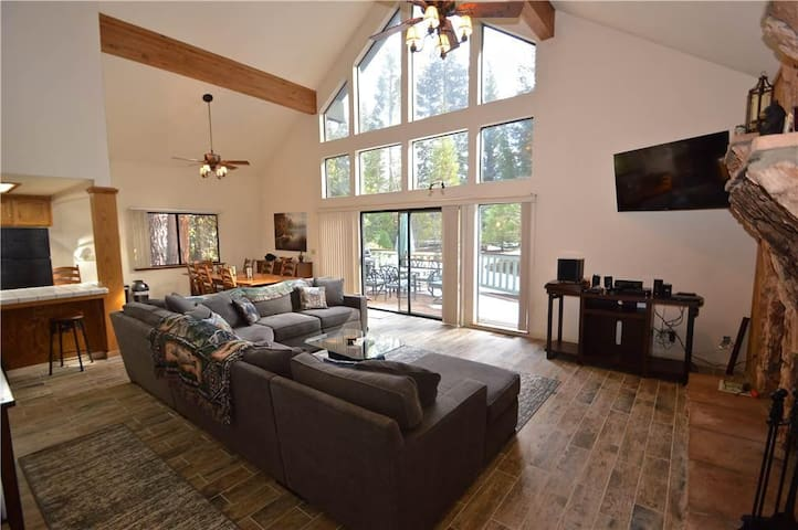 Casa Verde Lodge - Shaver Lake - Appartement