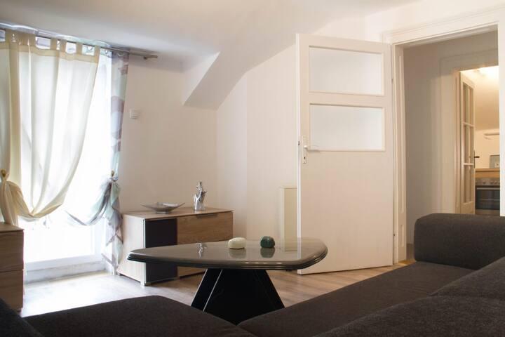 Little apartment near city center