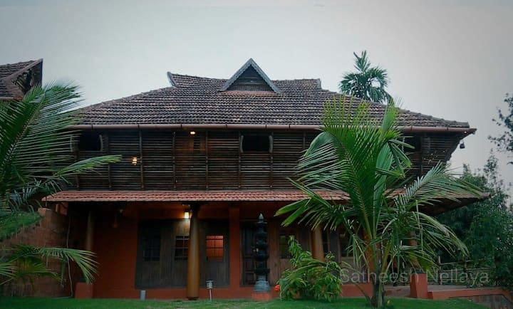 Kovilakom Wayanad ( 2 bedded Villa)