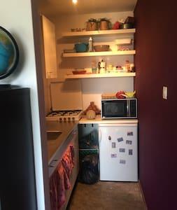 Studio in de leukste straat van Groningen! - Groningen - Wohnung
