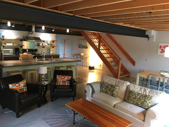 Bar Harbor Loft