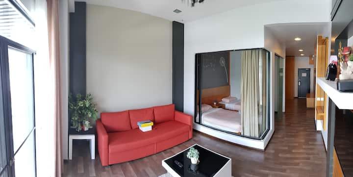 Premium studio suite - near to BOH Tea Plantation
