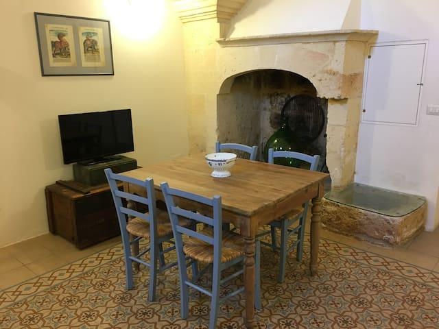 Antica Casa Del Pozzo - Manduria - Apartamento
