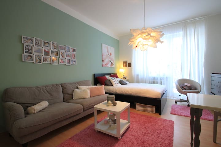 Studio ※ Ostbahnhof ※ Comfy&Cozy ※ Calm ※ 2 Guests - Munich - Appartement