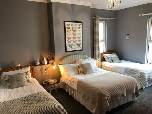 Family room with en-suite in Chester