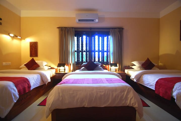 Spacious Family Suite in Angkor