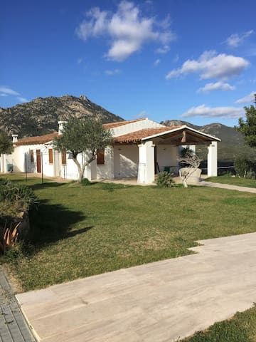 Large villa with sea view Olbia-Costa Smerald - Olbia - Villa