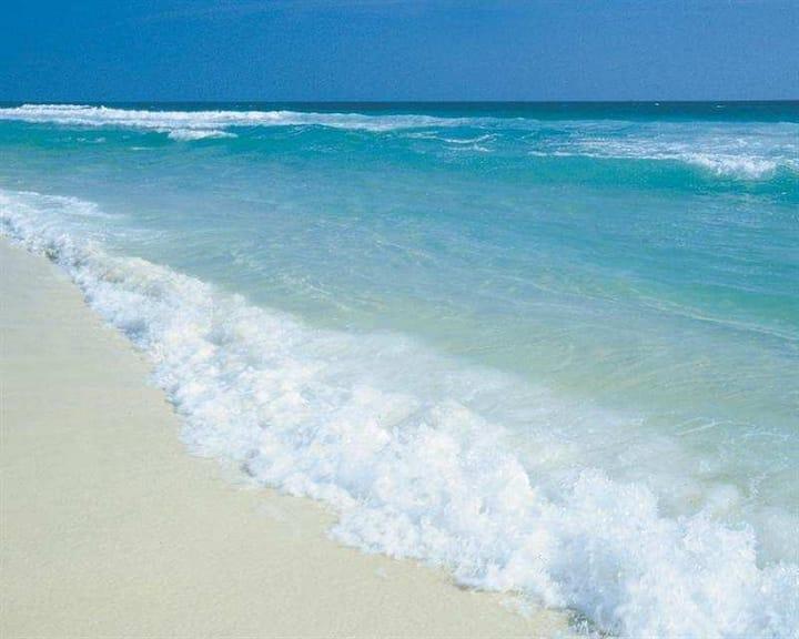 Gulf coast vacation townhome
