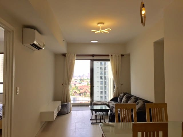 Modern and cozy Masteri apartment - Ho Chi Minh City - Apartment
