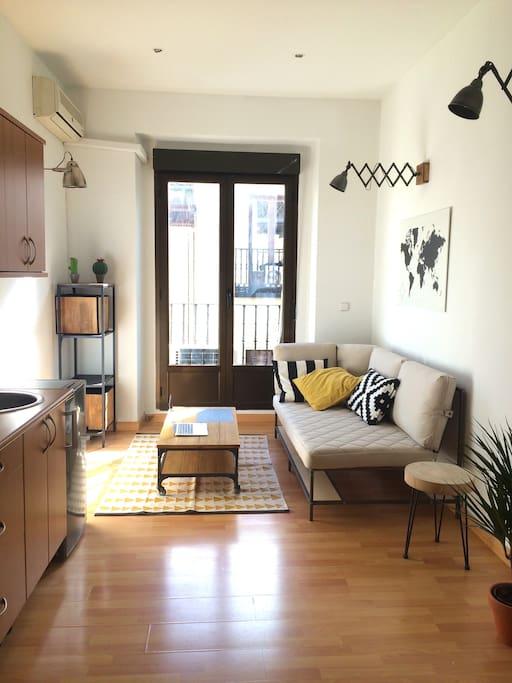 Cozy livingroom / Ambiente acogedor