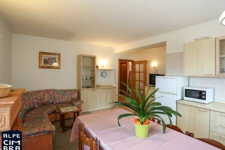 Appartamento piano rialzato 90mq Folgaria Ovest - Folgaria