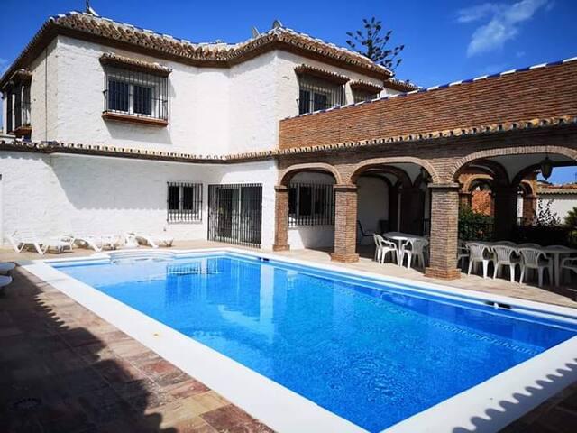 Villa Jardin y Mar