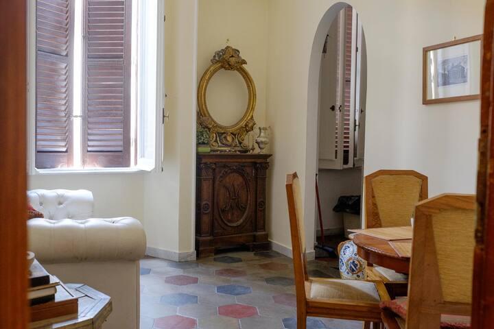 a casa di Paolo