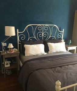 Blu mare, camera per 2 pax - Cavrie - Lakás