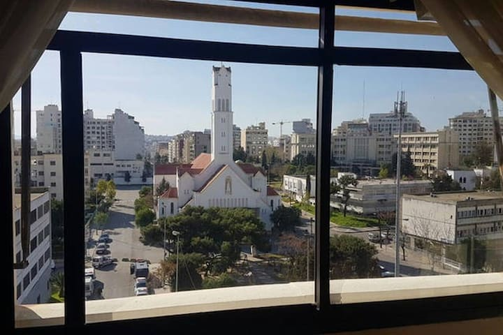 Grand appartement meublé en plein centre de Tanger - Tanger - Apartemen