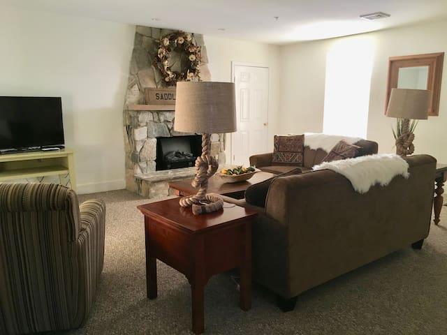 Wonderful large open loft - Rangeley - Wohnung