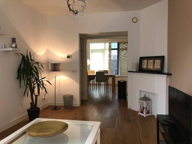 Luxury apartment near Scheveningen beach